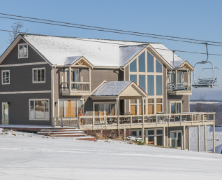 Ski In Ski Out Vacation Rental Home Wisp Resort & Deep Creek Lake