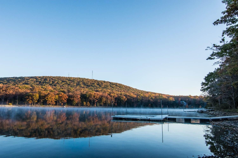 Autumn at Deep Creek Lake