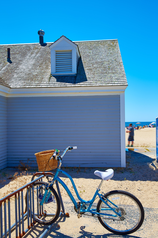 Biking to Cape Cod Beaches