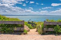 Beachfront on Cape Cod