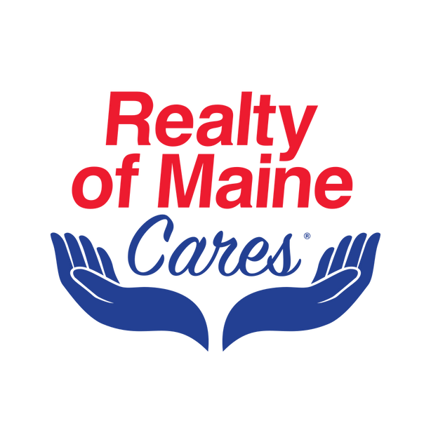 Realty of Maine Cares Logo