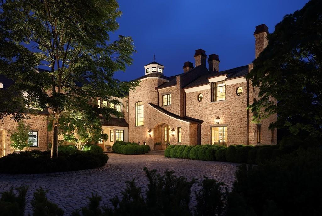 Mansion Exterior