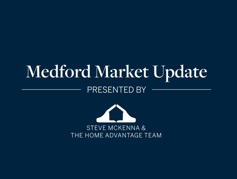Medford Market Update