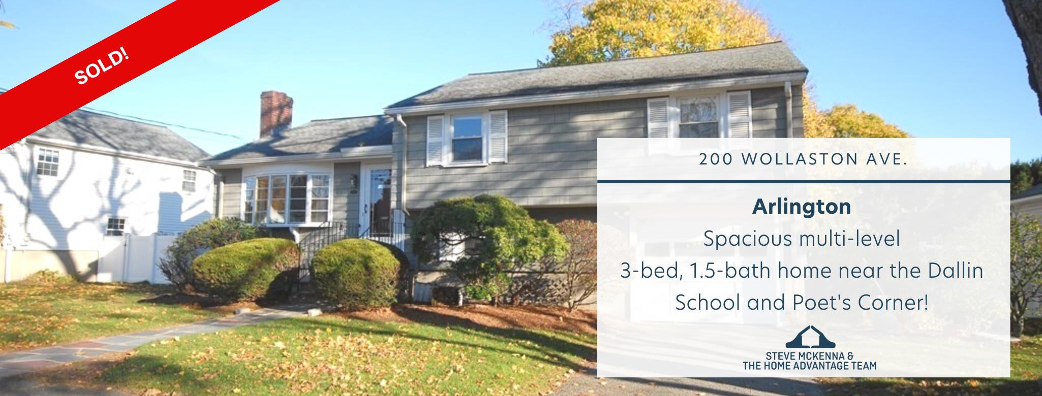 129 Sharon St., Medford   Condo Home For Sale