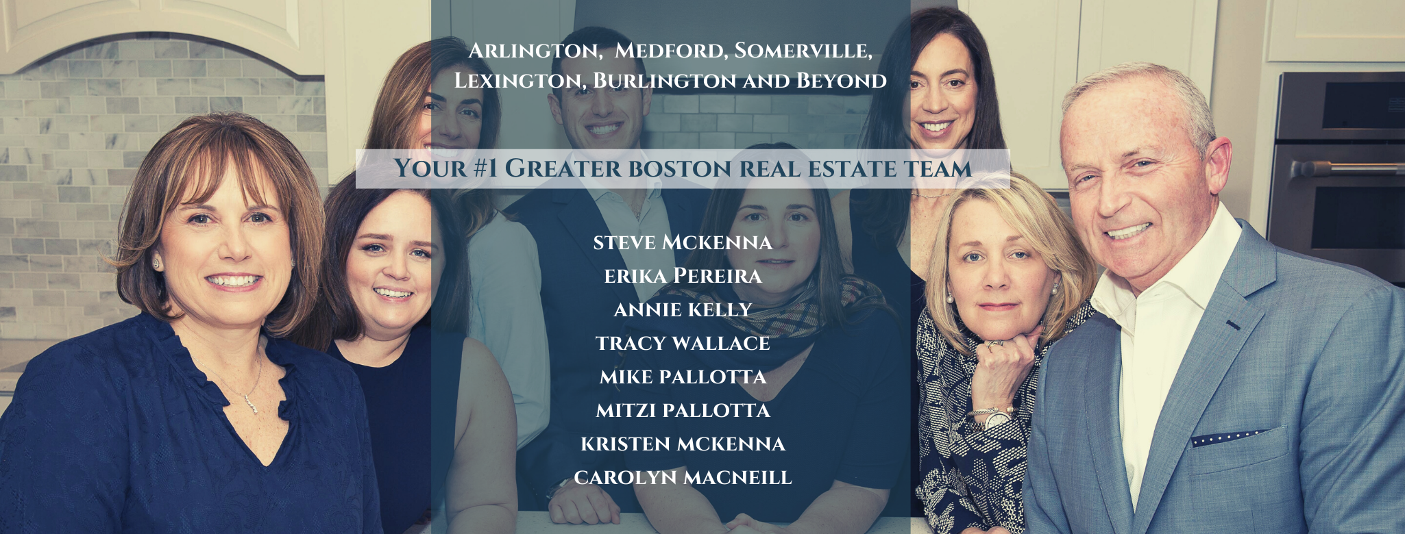 Your #1 Greater Boston Real Estate Team
