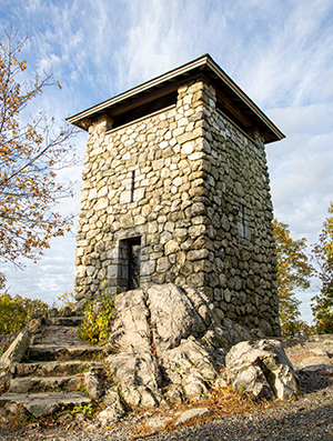 Wrights Tower in Medford MA