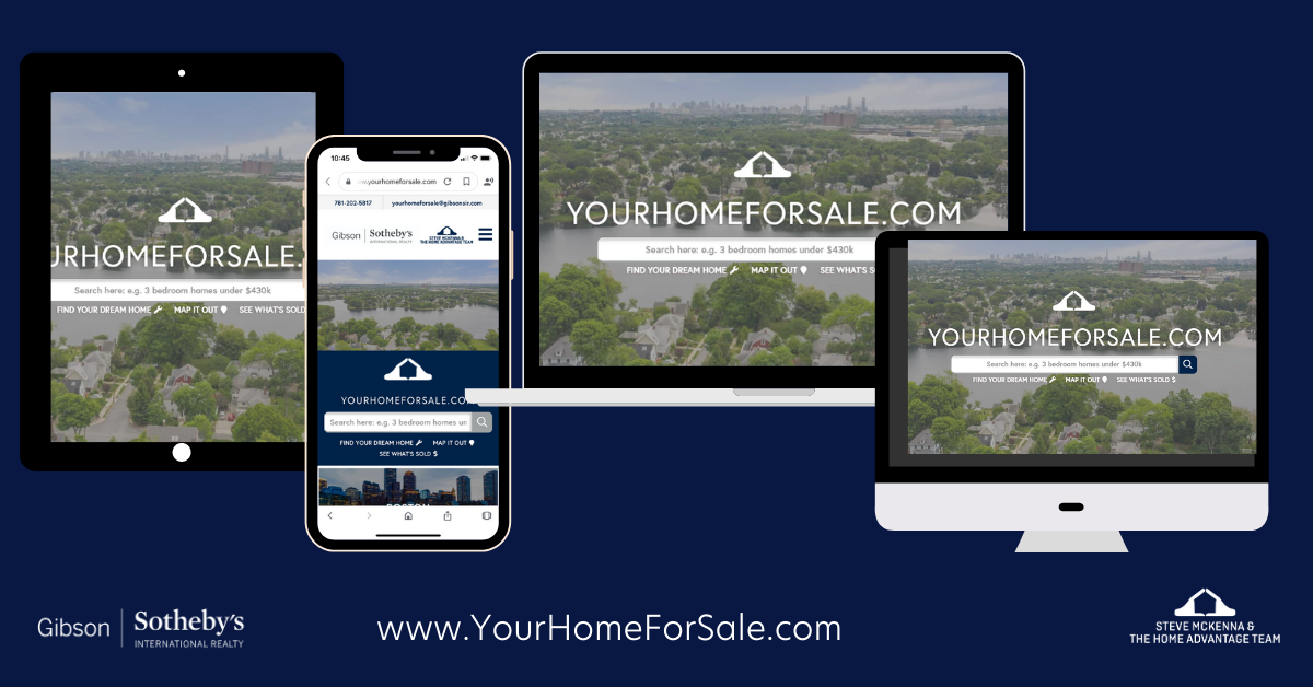 YourHomeForSale.com Responsive Site