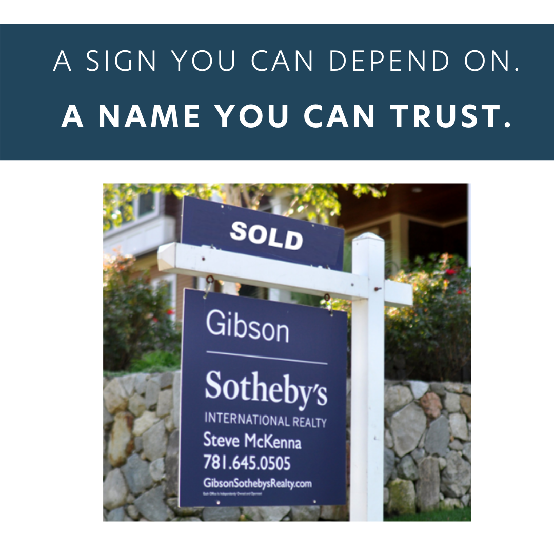 A sign you can depend on, a name you can trust.