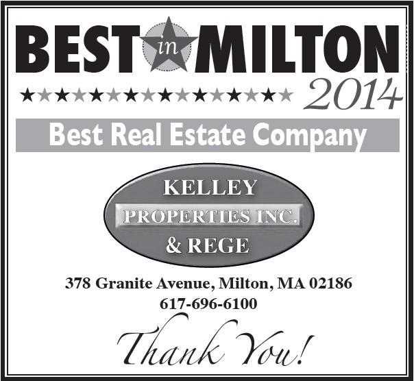 Best of Milton 2014