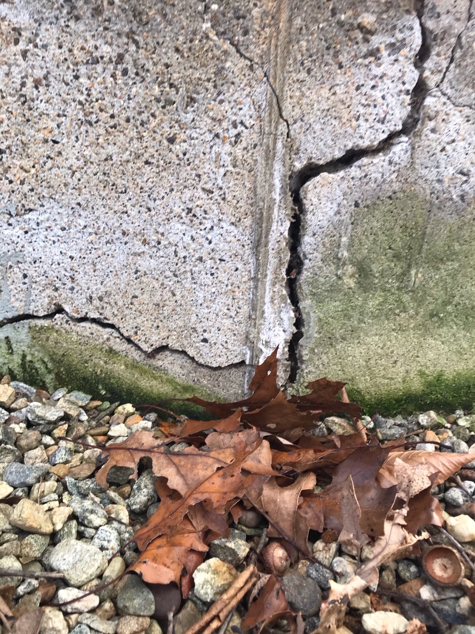 Home Buyer Options for Crumbling Basements