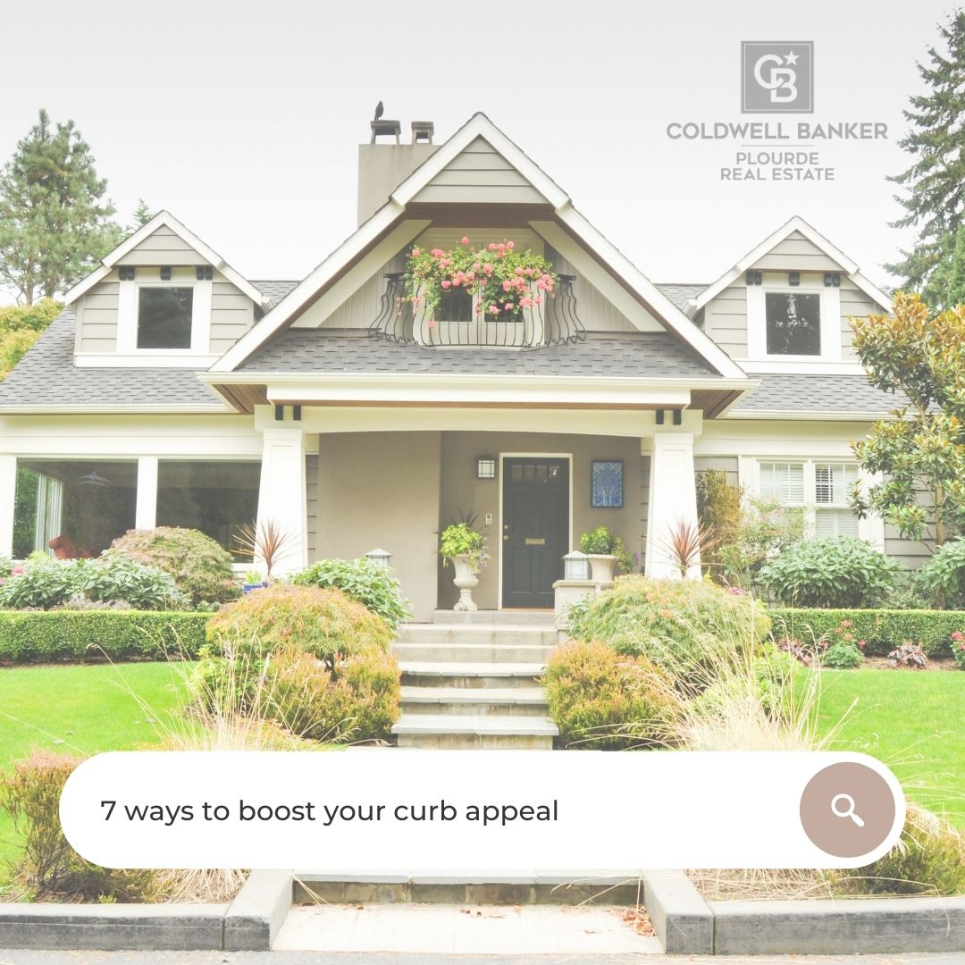 Boost Your Curb Appeal to Sell Your Home in Maine