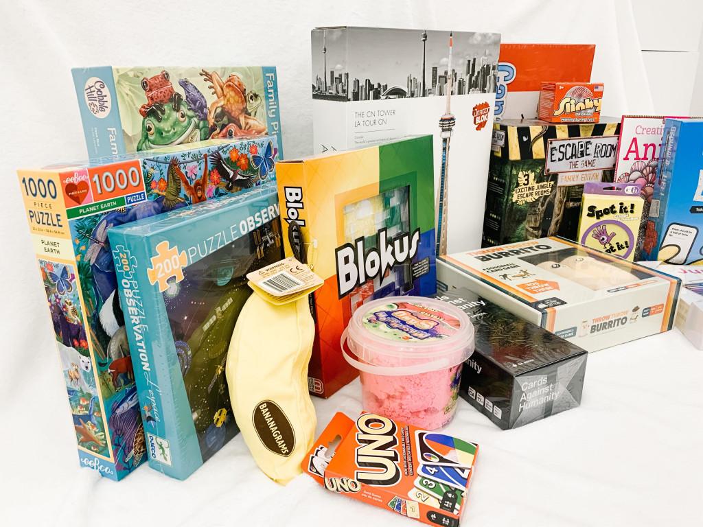 Ultimate Indoor Game Pack Giveaway