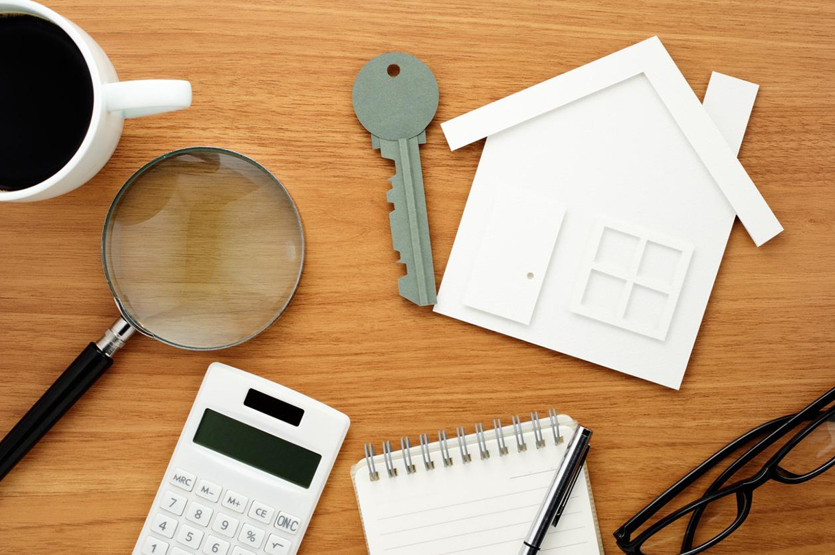 calculating value of home