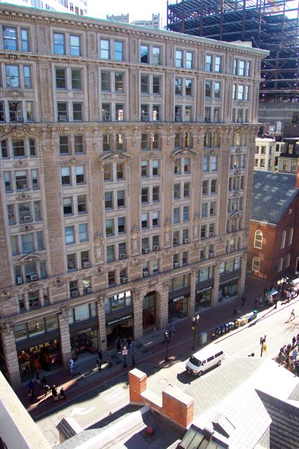 10 Milk Street, Boston Commercial Real Estate, Synergy Investments, GreenOak Real Estate, Commercial Real Estate