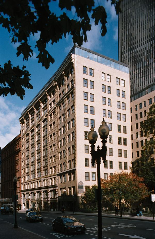 One Fund Boston, One Fund Charity, Boston Marathon, One Fund Downtown Crossing, One Fund Headquarters