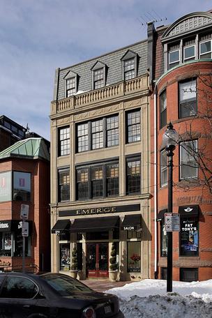 Back Bay Real Estate, Back Bay Boston, 275 Newbury Street