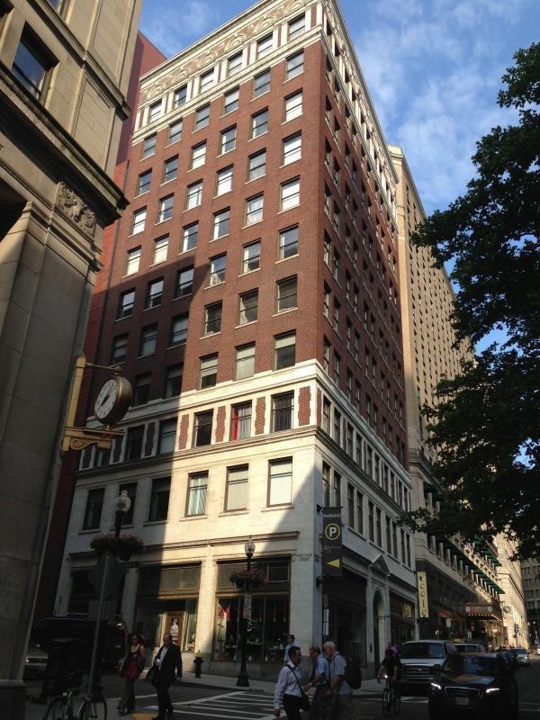Boston Real Estate, Boston Commercial Real Estate, Downtown Crossing Real Estate, Downtown Crossing Boston, Co-Working Space, Commercial Real Estate