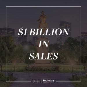 $1 Billion Announcement - Slide #1