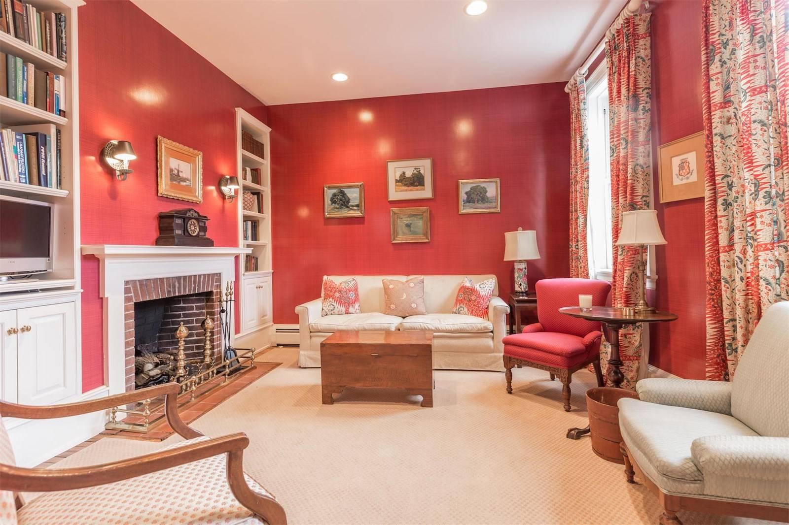 10 Charles River Sq_Beacon Hill_Formal Room_Allison Mazer_GSIR