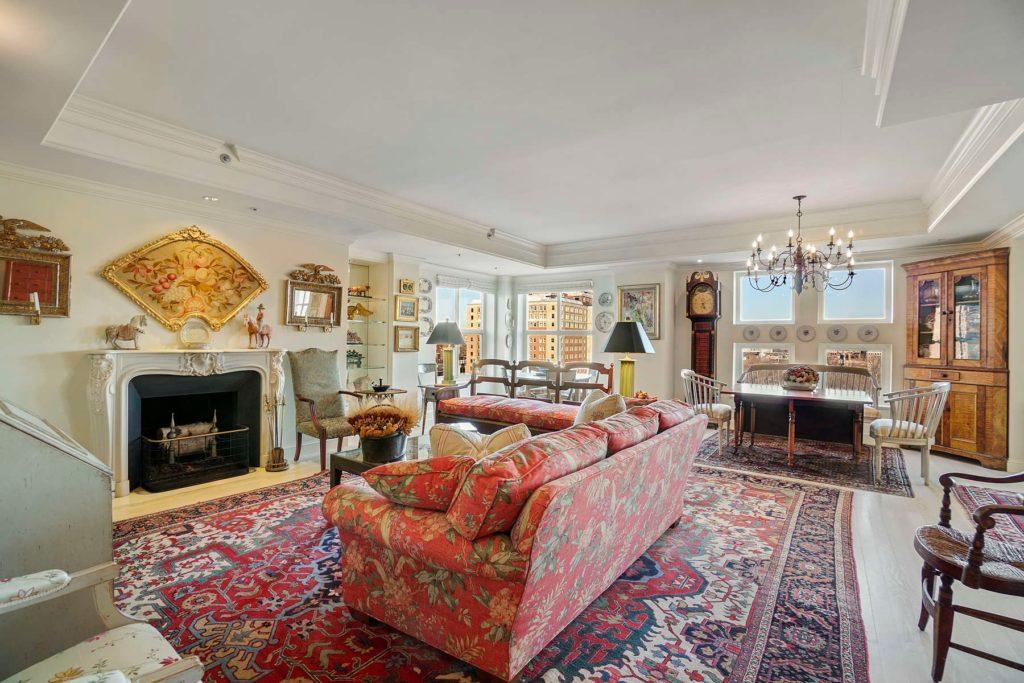 Lavish living room