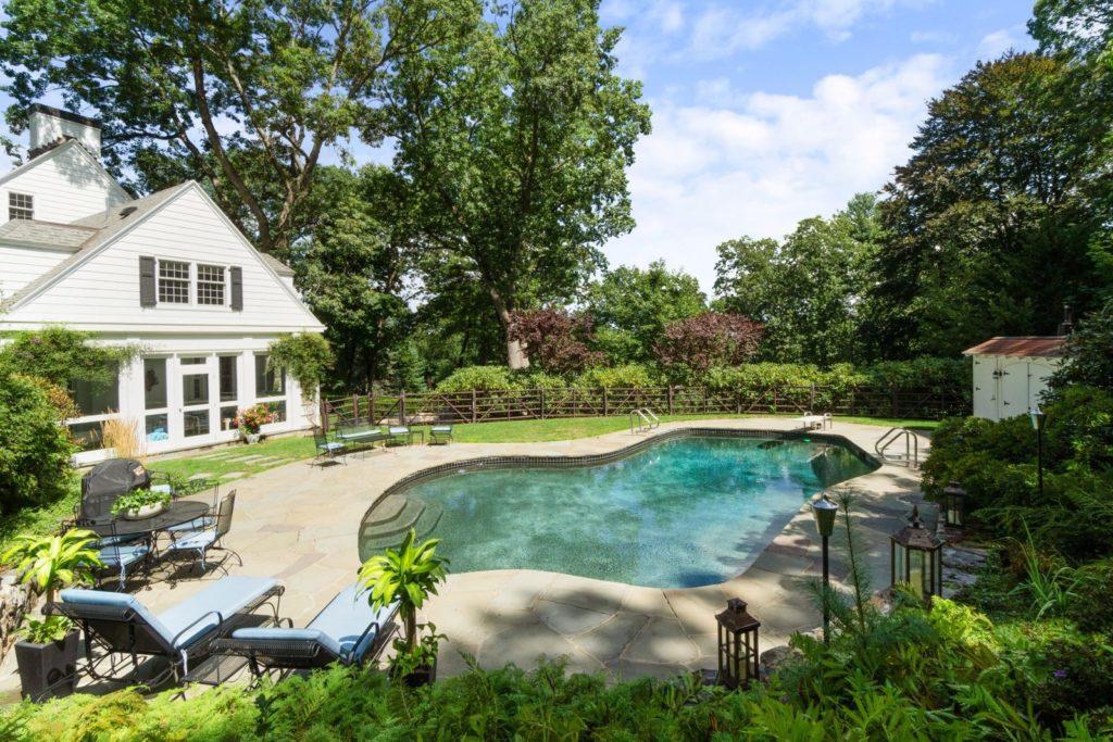Staycation - pool