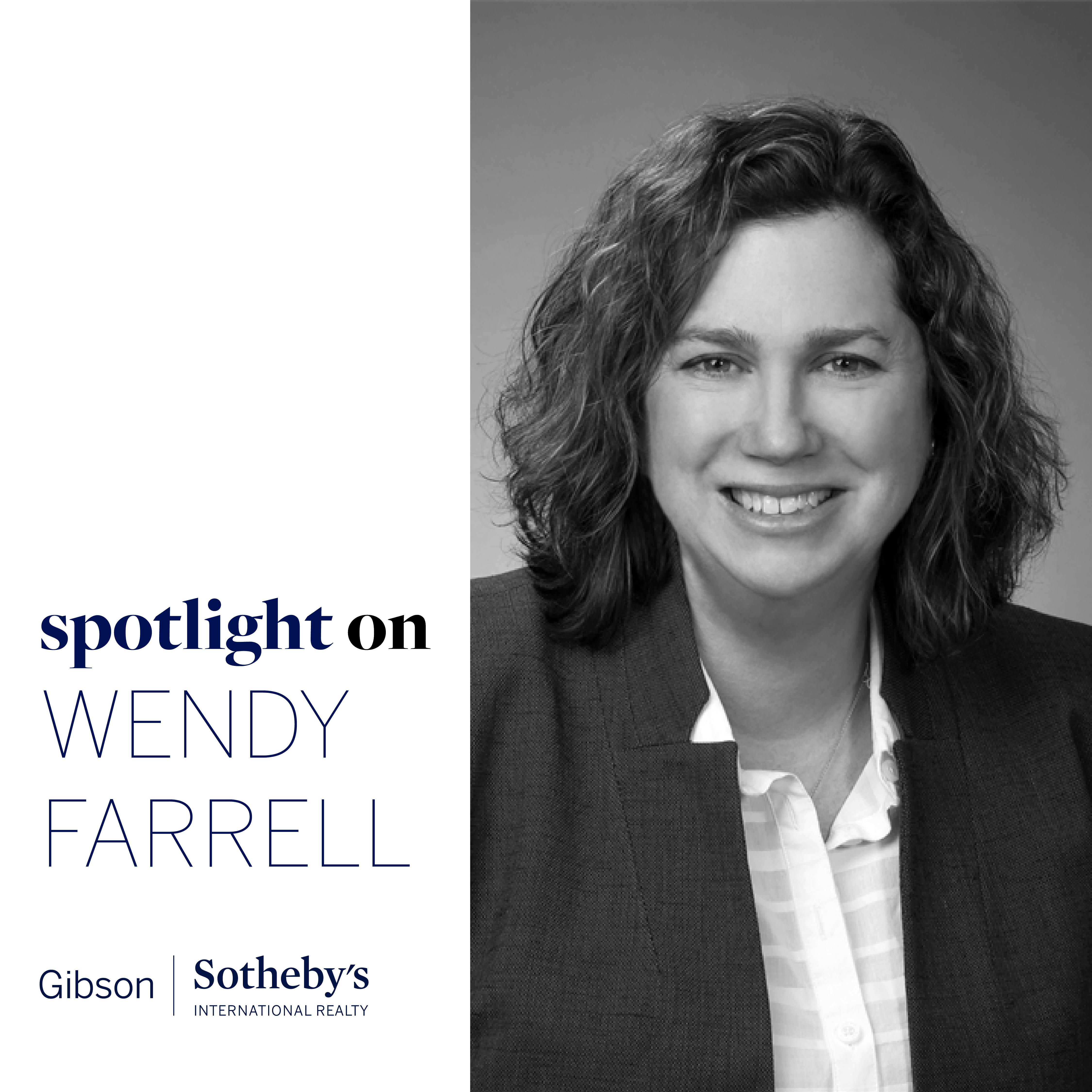 Agent Spotlight-Wendy Farrell