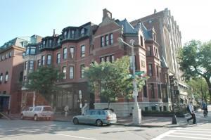Boston Back Bay Real Estate Office