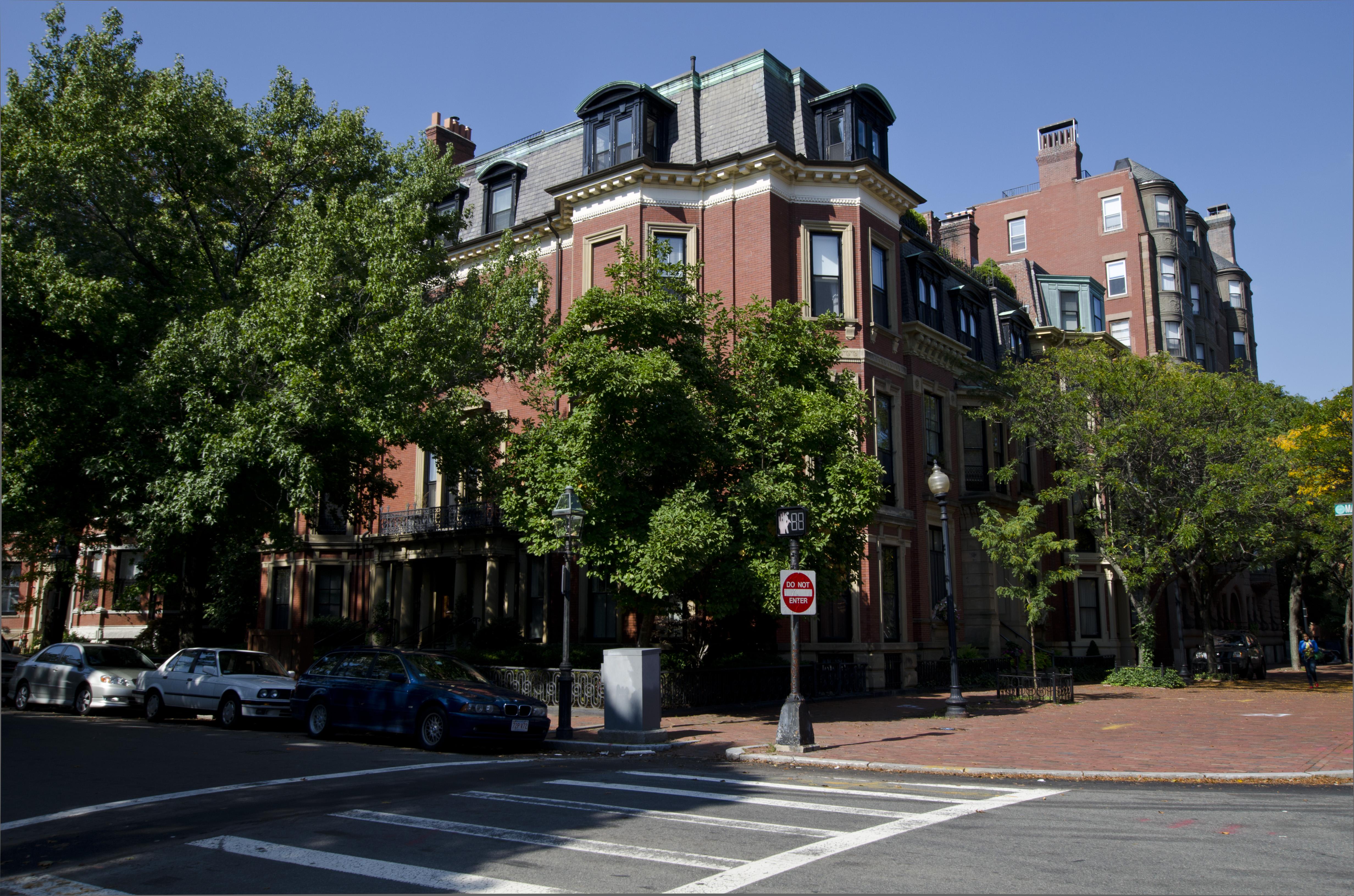 163-165 Marlborough Street