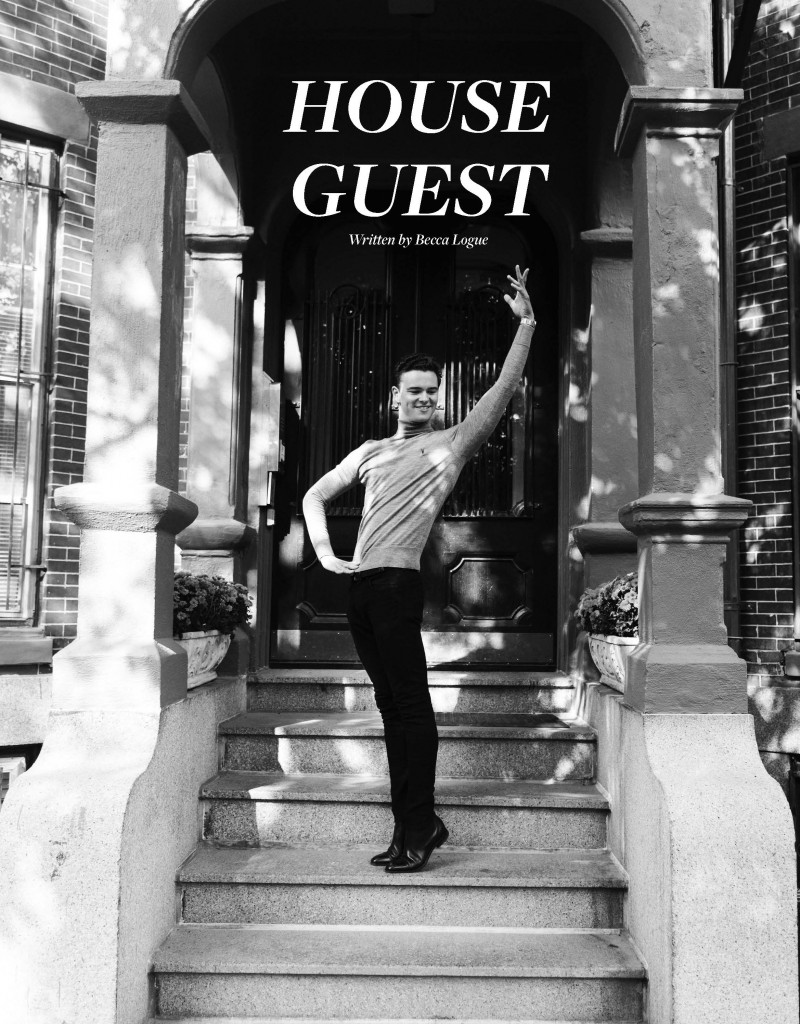 House Guest Front Cover