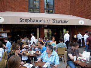 Stephanie's Restaurant, Stephanie's, Stephanie's on Newbury, Stephi's on Tremont, South Boston, Southie, South Boston Restaurants, Southie Restaurants