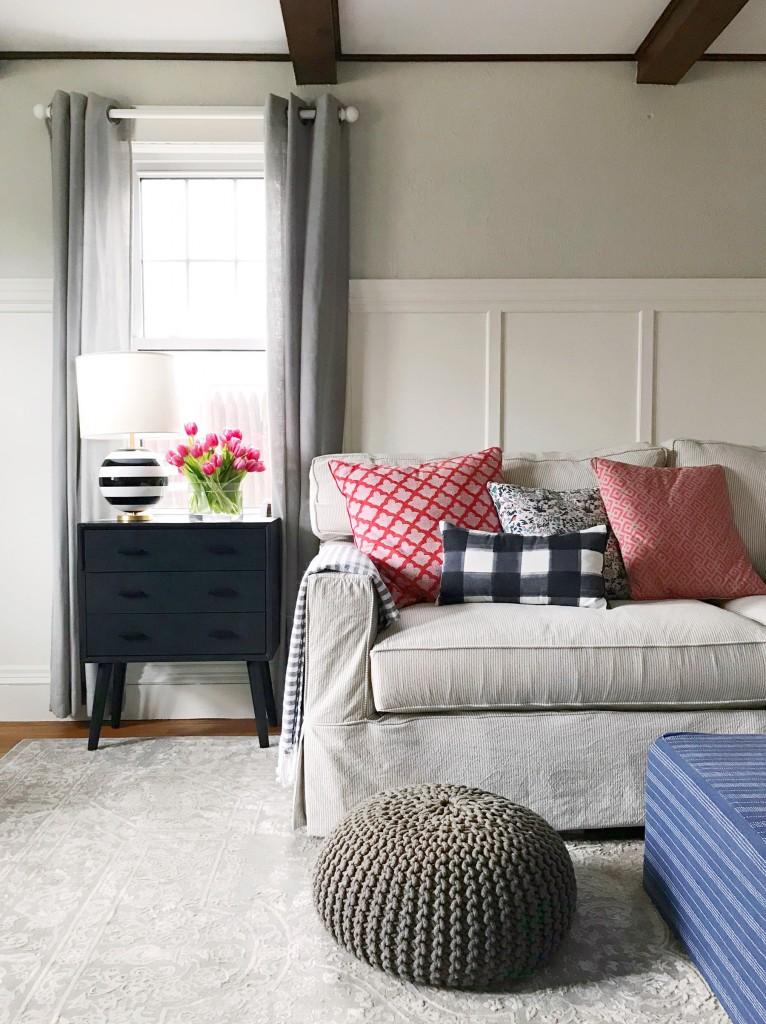 Living Room Makeover Domestikate 1