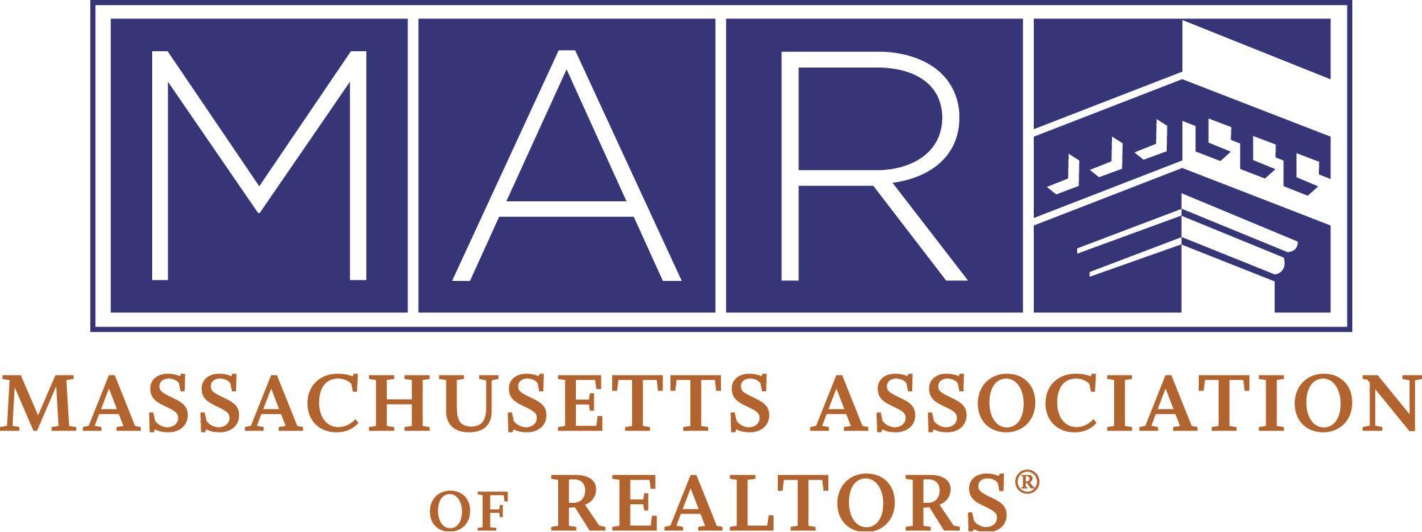 Massachusetts Real Estate, MAR, Massachusetts Association of Realtors, Massachusetts Homes, Boston Homes, Boston Real Estate