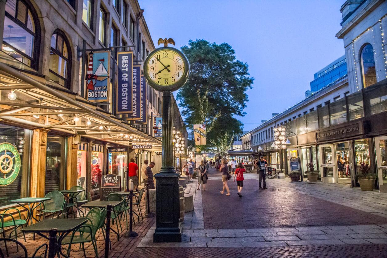 Quincy Market | Millennium Hotels & Resorts.