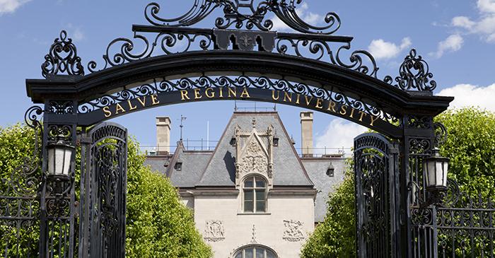 Salve Regina University Gates