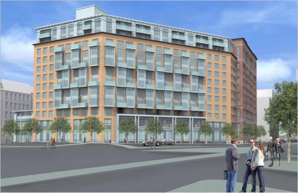 One Canal Street, Boston Real Estate, Boston Developments, Boston Construction, Boston North End, Trinity Financial and Aimco