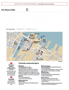 Innovation District, Boston Waterfront, Seaport District