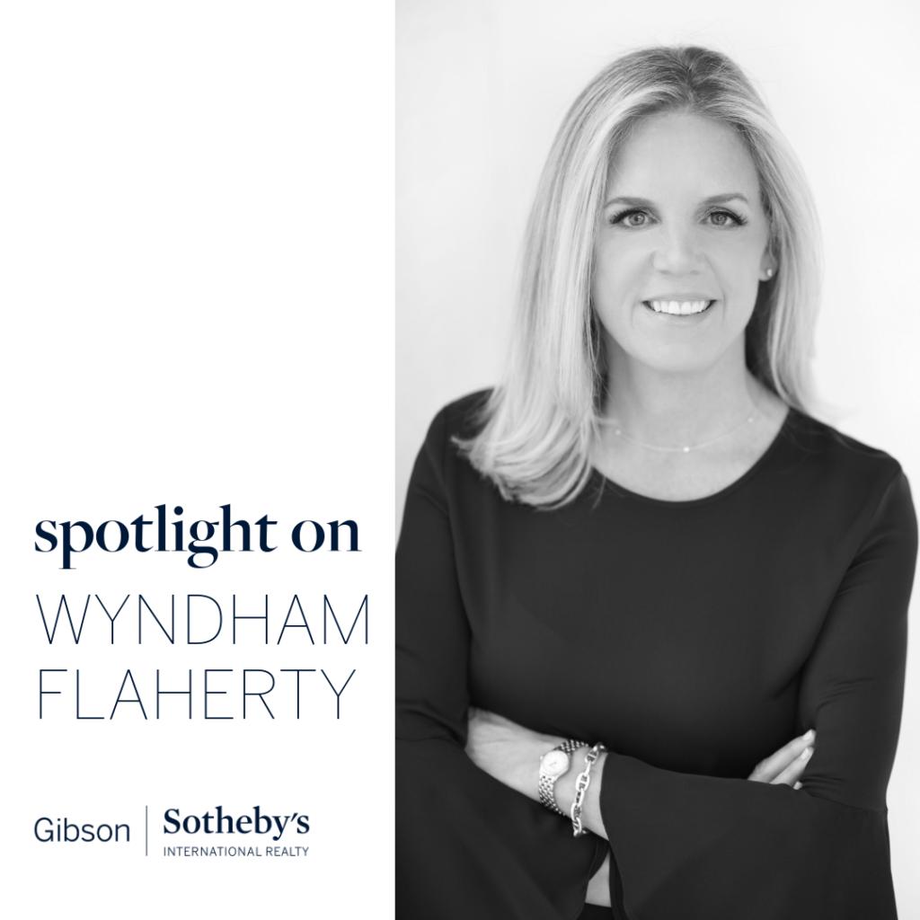 Agent Spotlight: Wyndham Flaherty