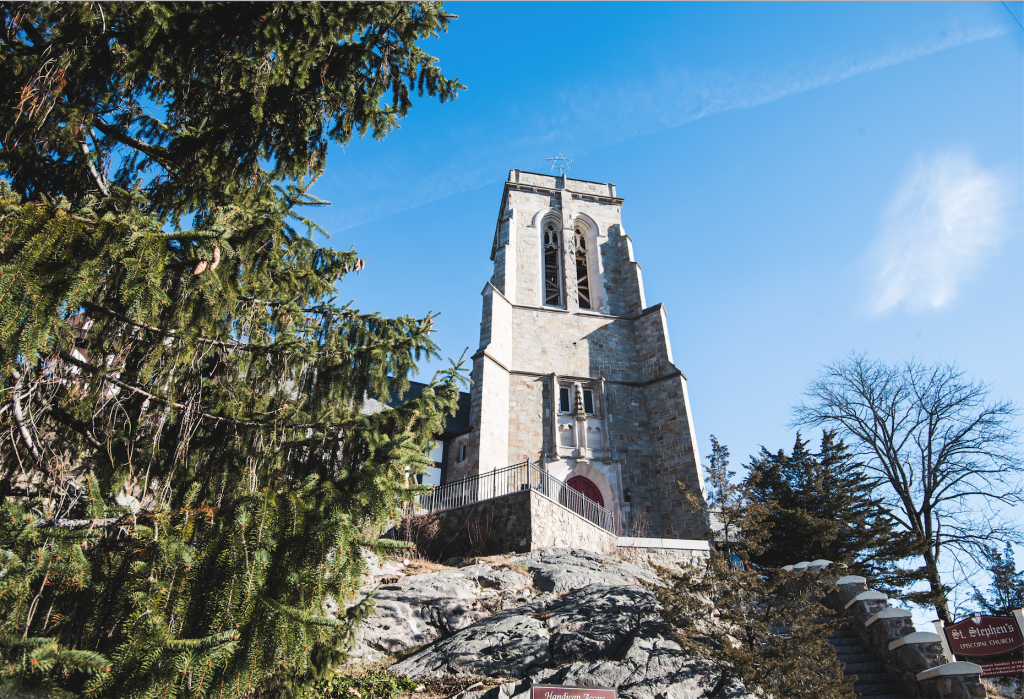 cohasset village st stephens church