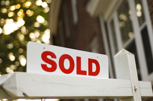 Gibson Sotheby's International Realty Sold Sign