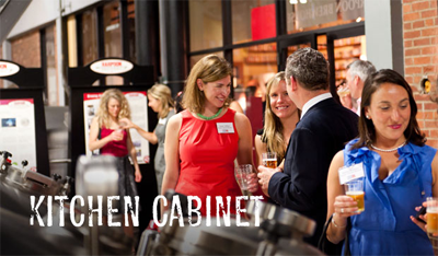 Kitchen Cabinet - Greater Boston Food Bank