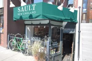 Sault, Boston's South End, Shop