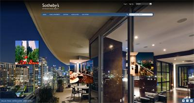 Sotheby's International Realty Luxury Real Estate Website