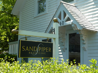 Sandpiper Realty Office in Martha's Vineyard