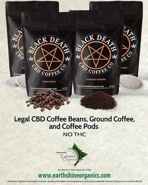 Black Death CBD Coffee Co.