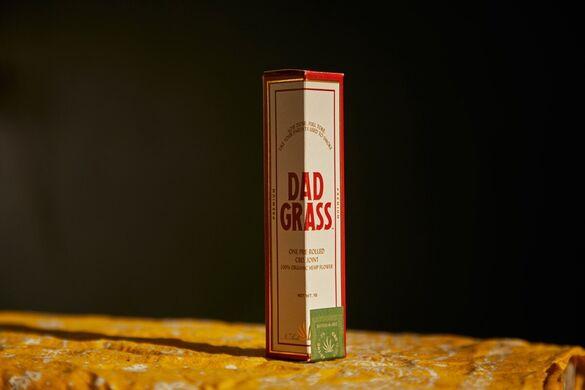 dadgrassprerolledhempcbdclassicjointdozen8047