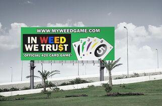 inweedwetrustcannabisplayingcardgame9887