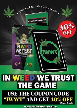inweedwetrustpromotioncannabisplayingcardg10446