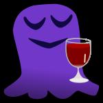 :flan_wine: