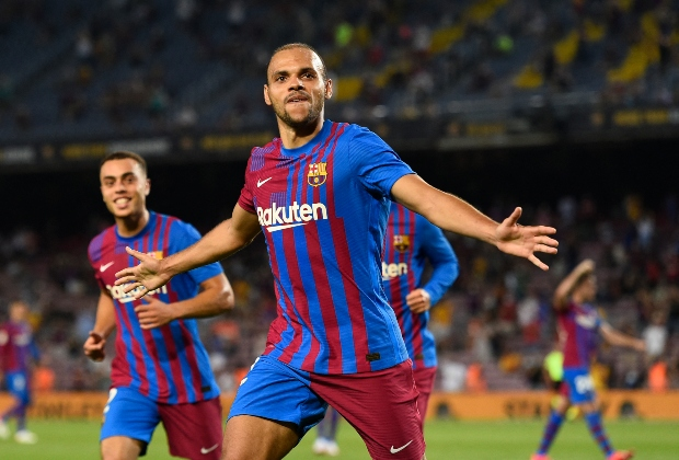 Barcelona se impuso 4-2 en el Camp Nou. / Foto: AFP