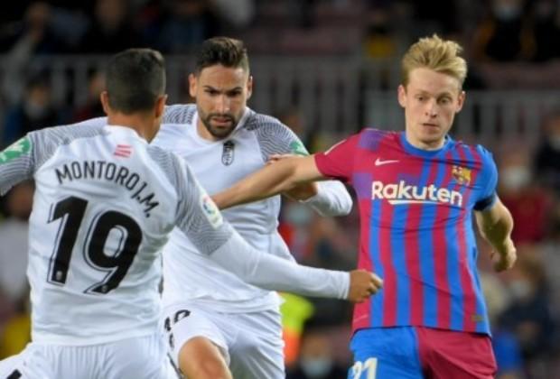 Barcelona suma 8 puntos/ AFP